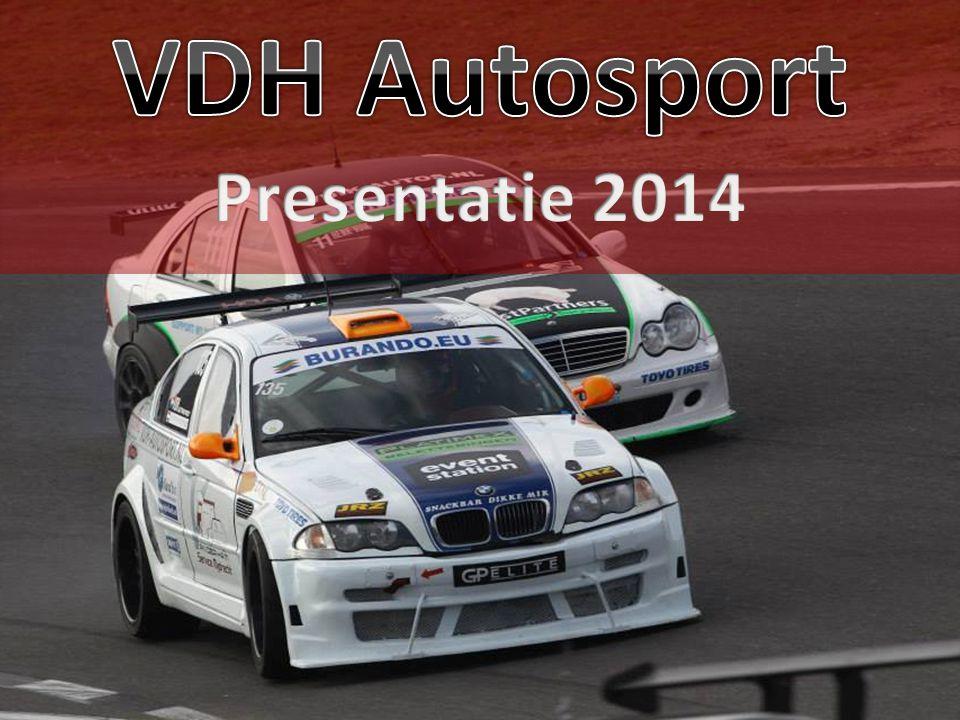 VDH Autosport Presentatie 2014