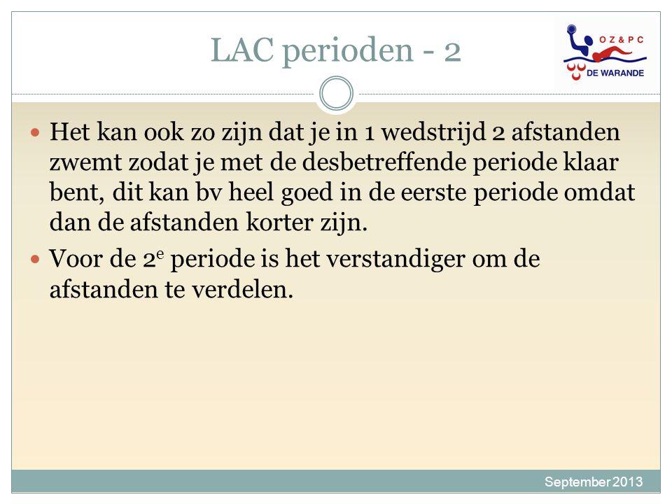 LAC perioden - 2