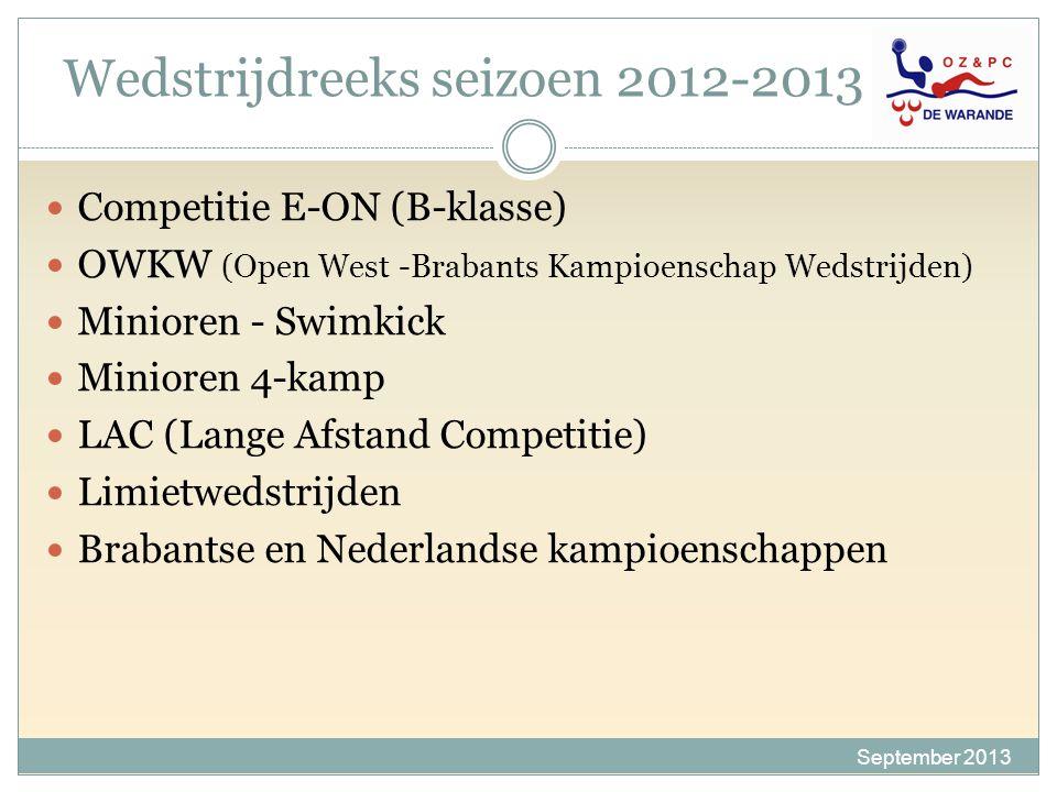 Wedstrijdreeks seizoen 2012-2013 12