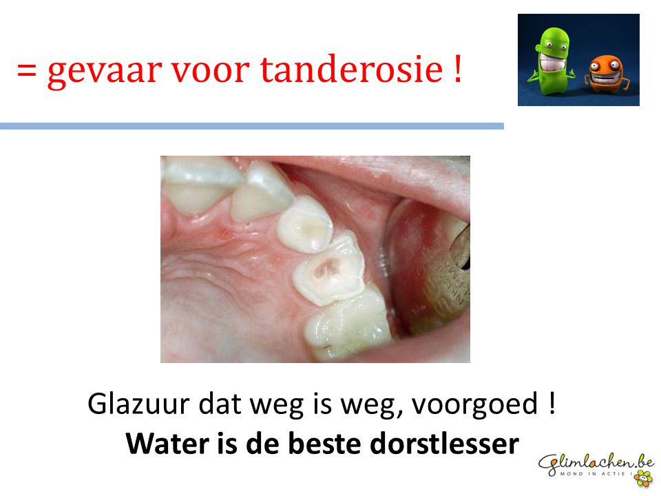 Water is de beste dorstlesser