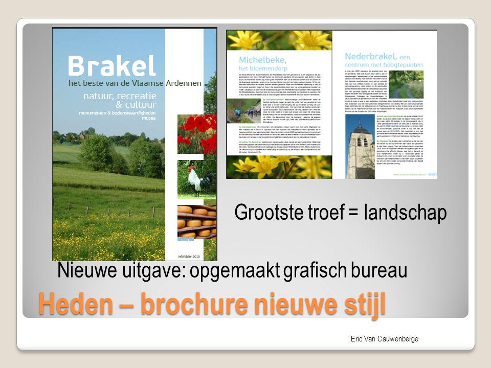 Heden – brochure nieuwe stijl