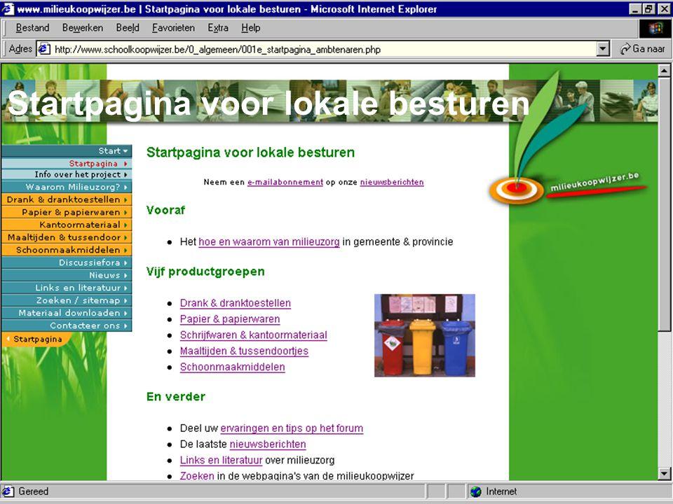 Bond Beter Leefmilieu, Koepel van Vlaamse milieuverenigingen