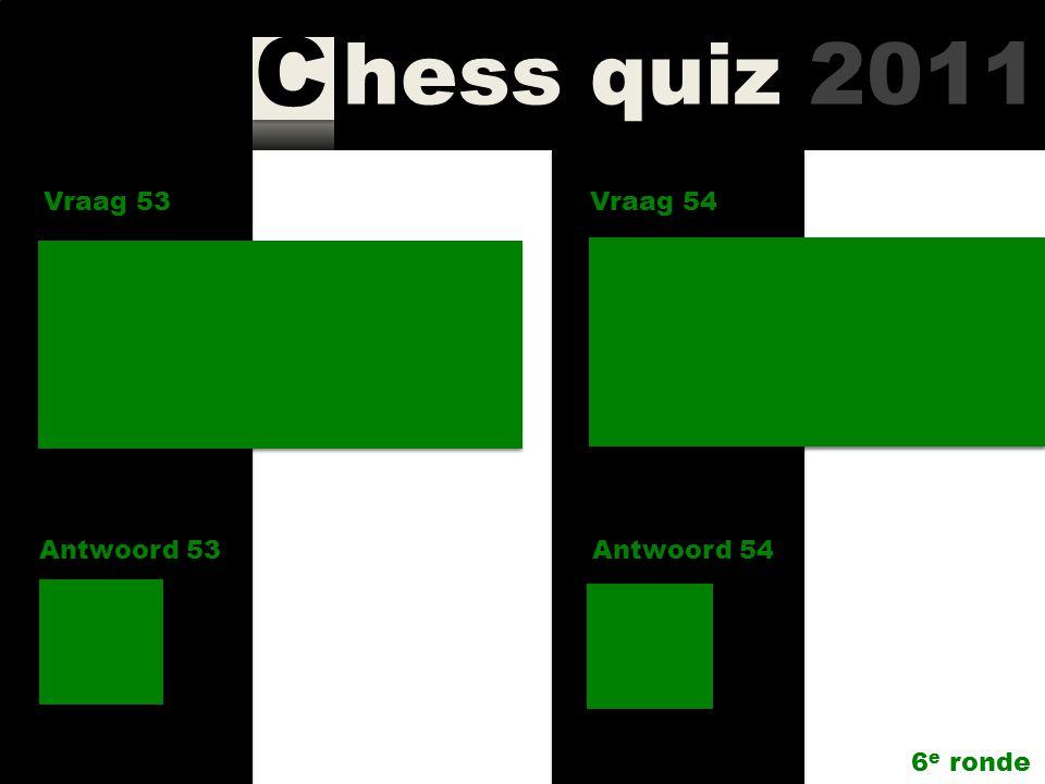 Welke 3 Nederlandse schaakverenigingen vierden hun