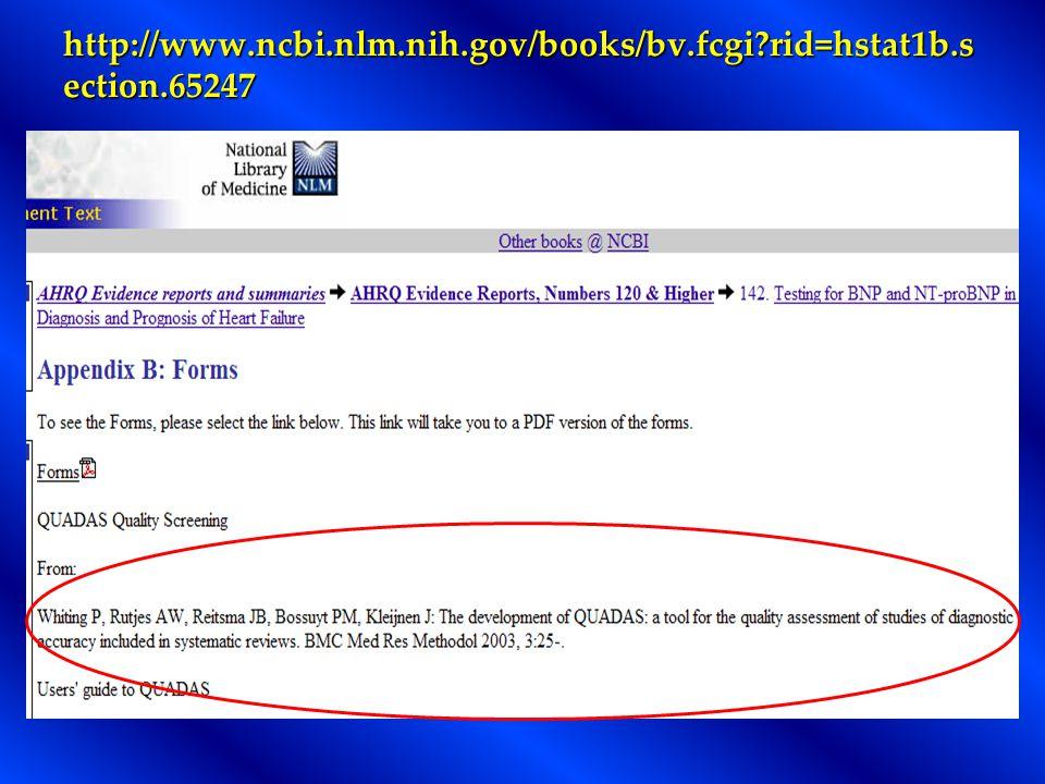 http://www. ncbi. nlm. nih. gov/books/bv. fcgi. rid=hstat1b. section