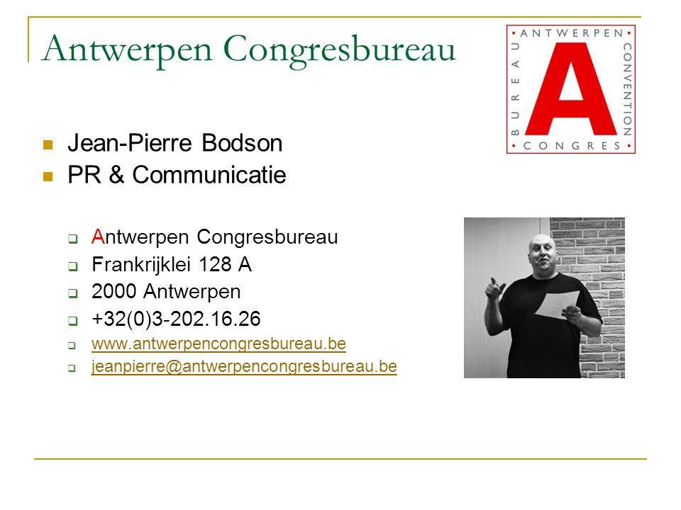 Antwerpen Congresbureau