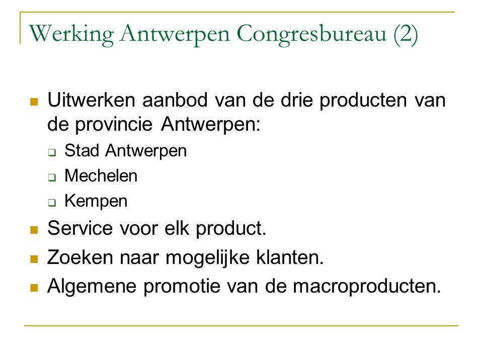 Werking Antwerpen Congresbureau (2)