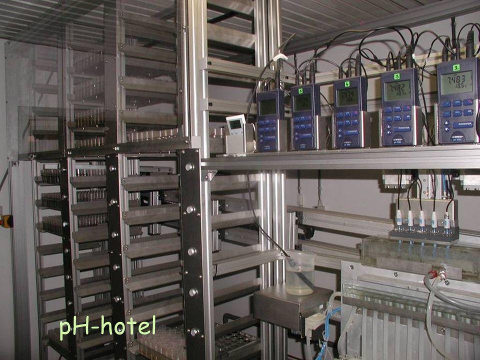 pH-hotel