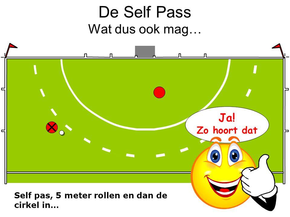 De Self Pass Wat dus ook mag…
