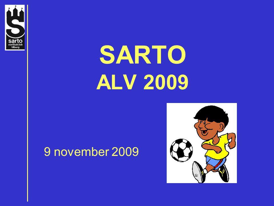 SARTO ALV 2009 9 november 2009