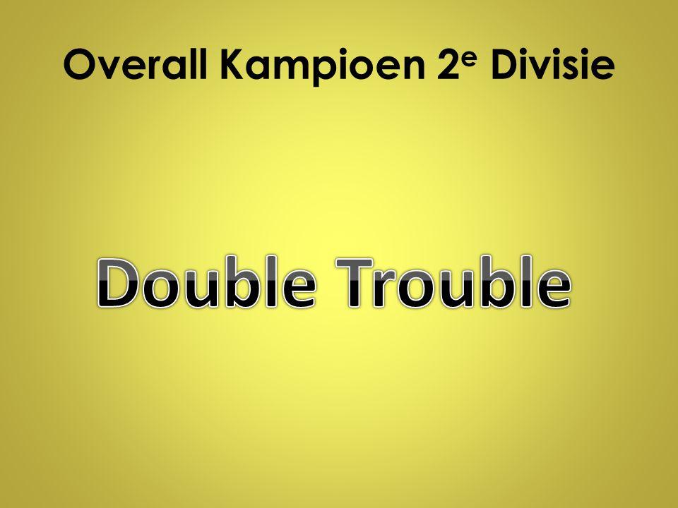 Overall Kampioen 2e Divisie