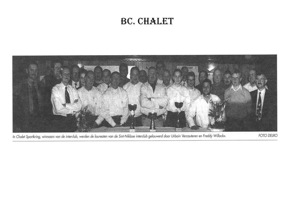 BC. Chalet