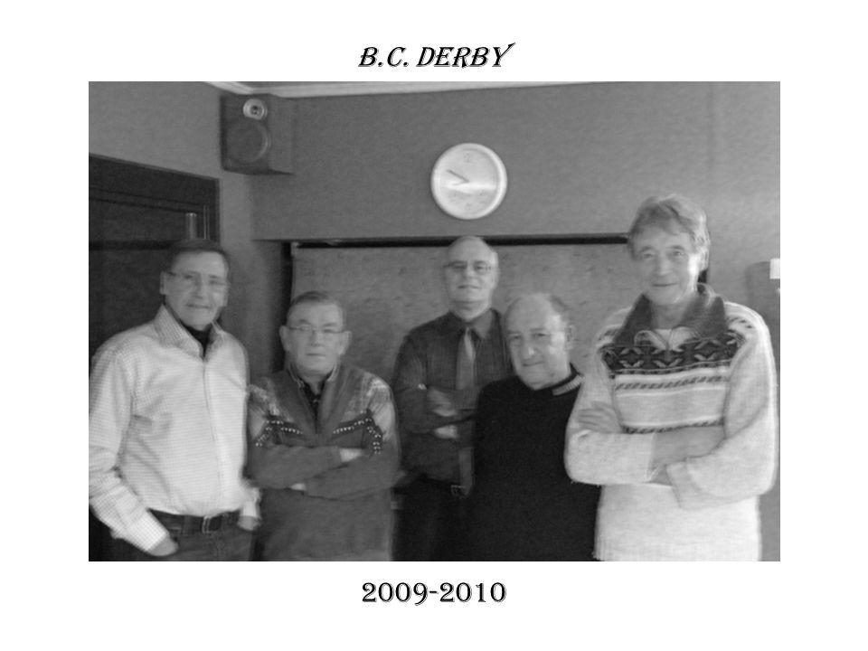 B.C. Derby 2009-2010