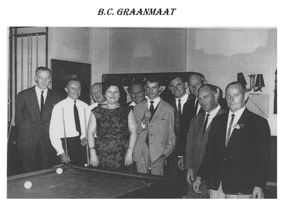 B.C. Graanmaat