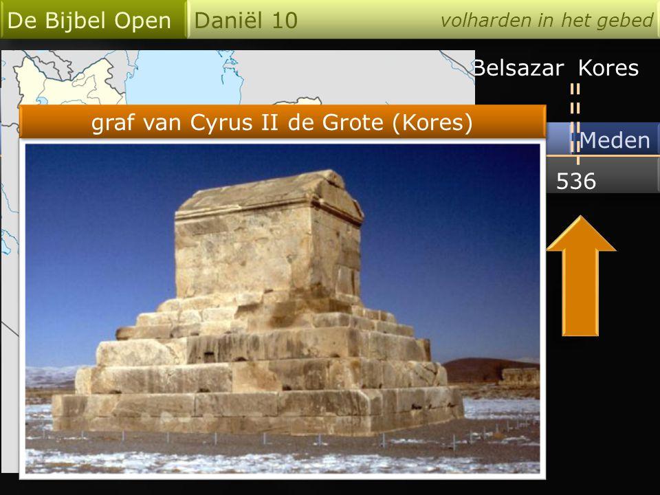 graf van Cyrus II de Grote (Kores)