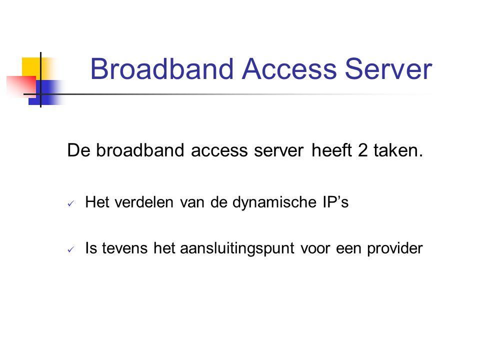 Broadband Access Server