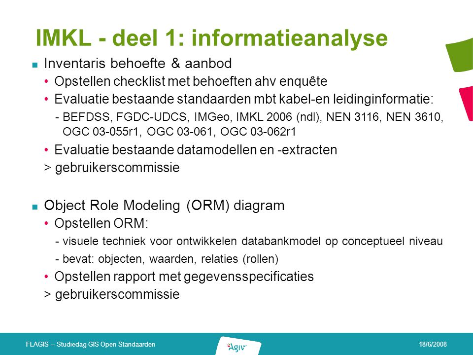 IMKL - deel 1: informatieanalyse