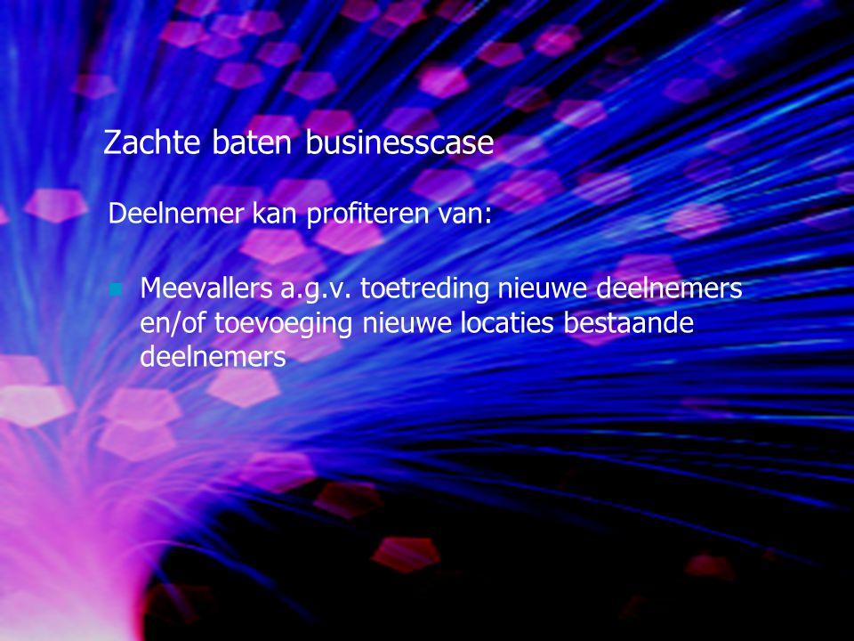 Zachte baten businesscase