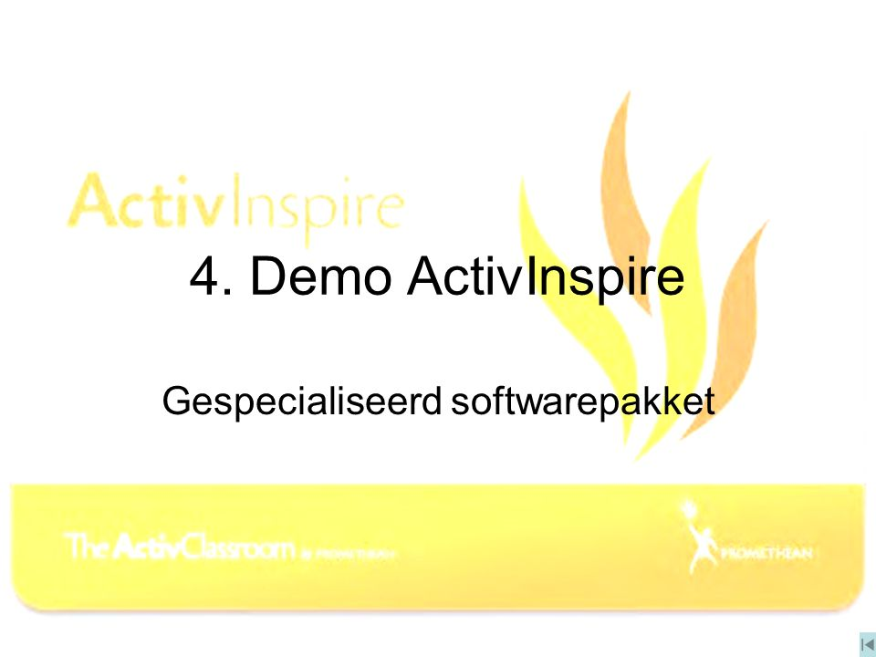 Gespecialiseerd softwarepakket