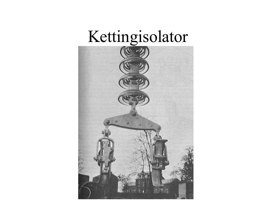 Kettingisolator