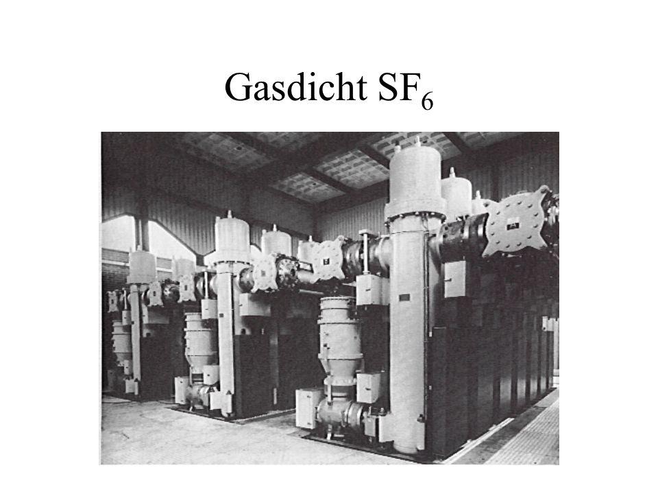 Gasdicht SF6