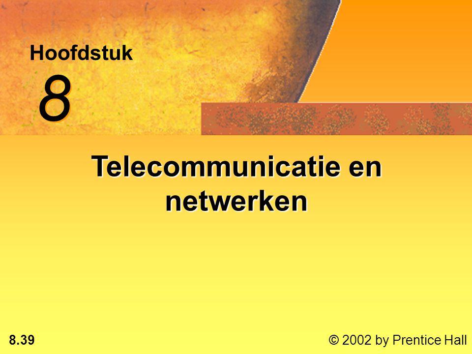 Telecommunicatie en netwerken