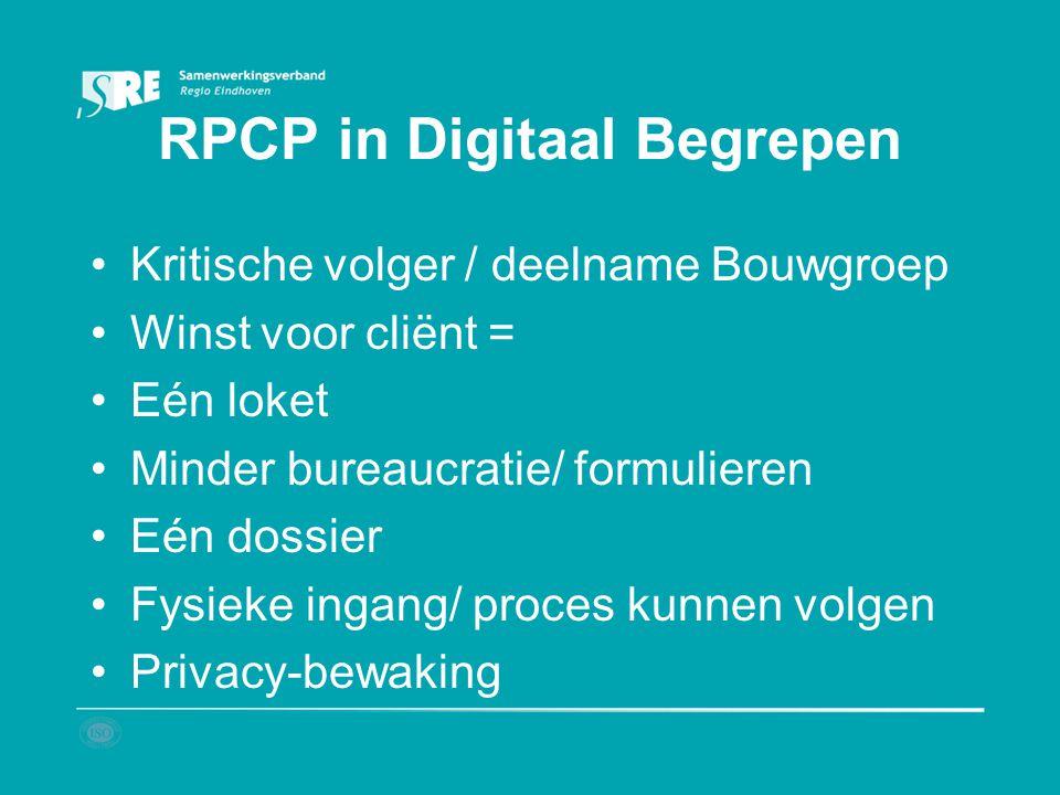 RPCP in Digitaal Begrepen