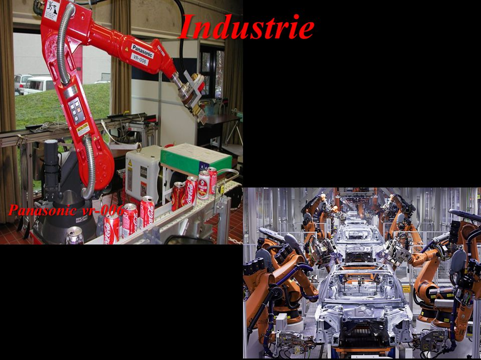 Industrie Panasonic vr-006