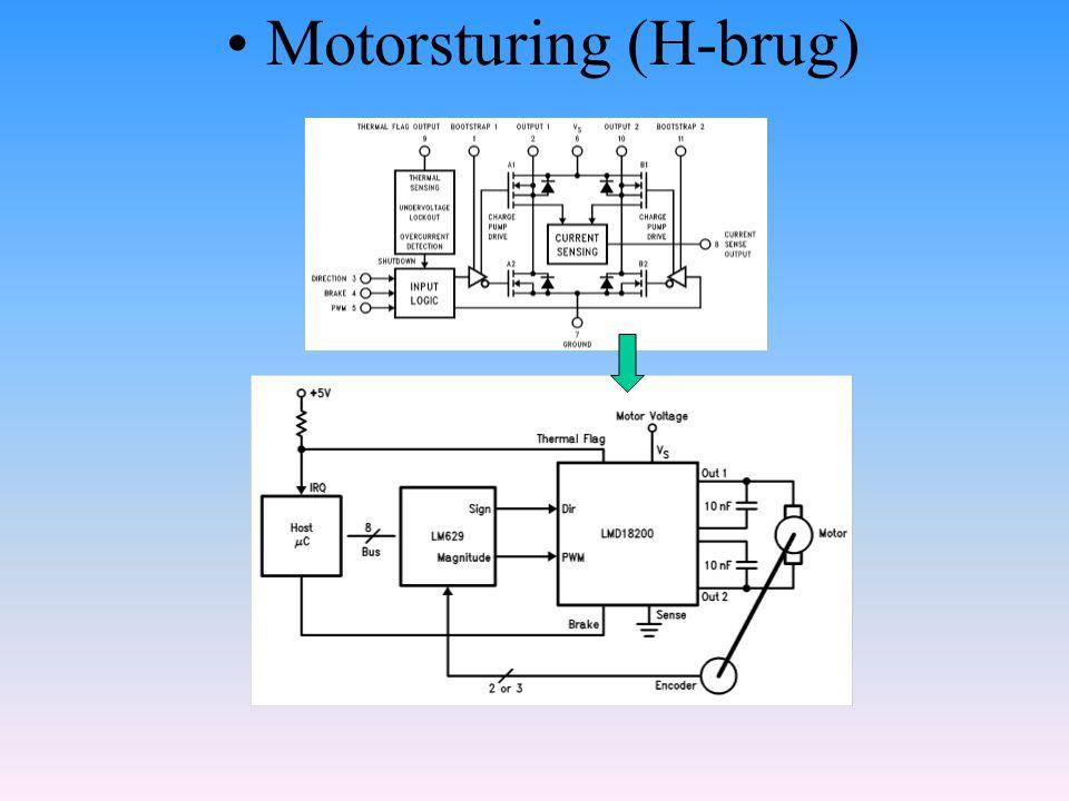Motorsturing (H-brug)