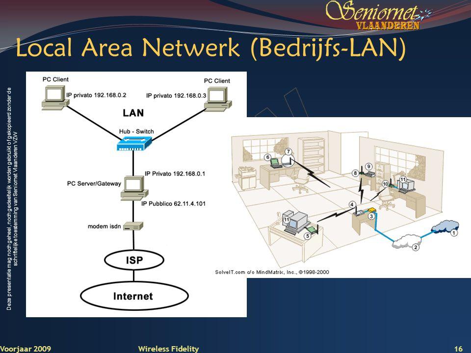 Local Area Netwerk (Bedrijfs-LAN)
