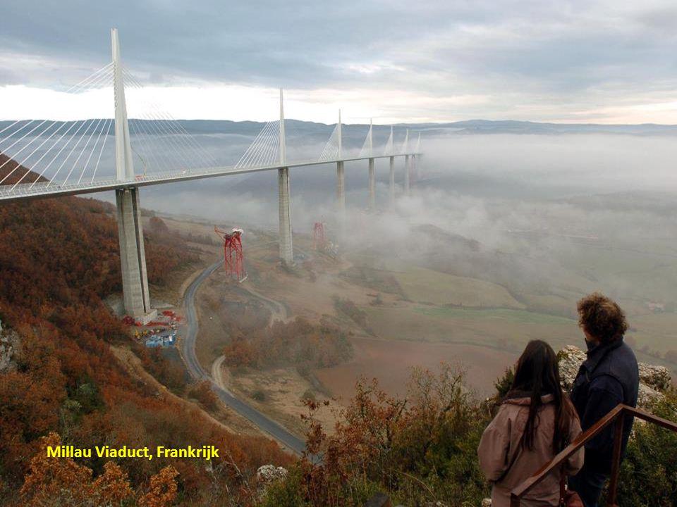 Millau Viaduct, Frankrijk