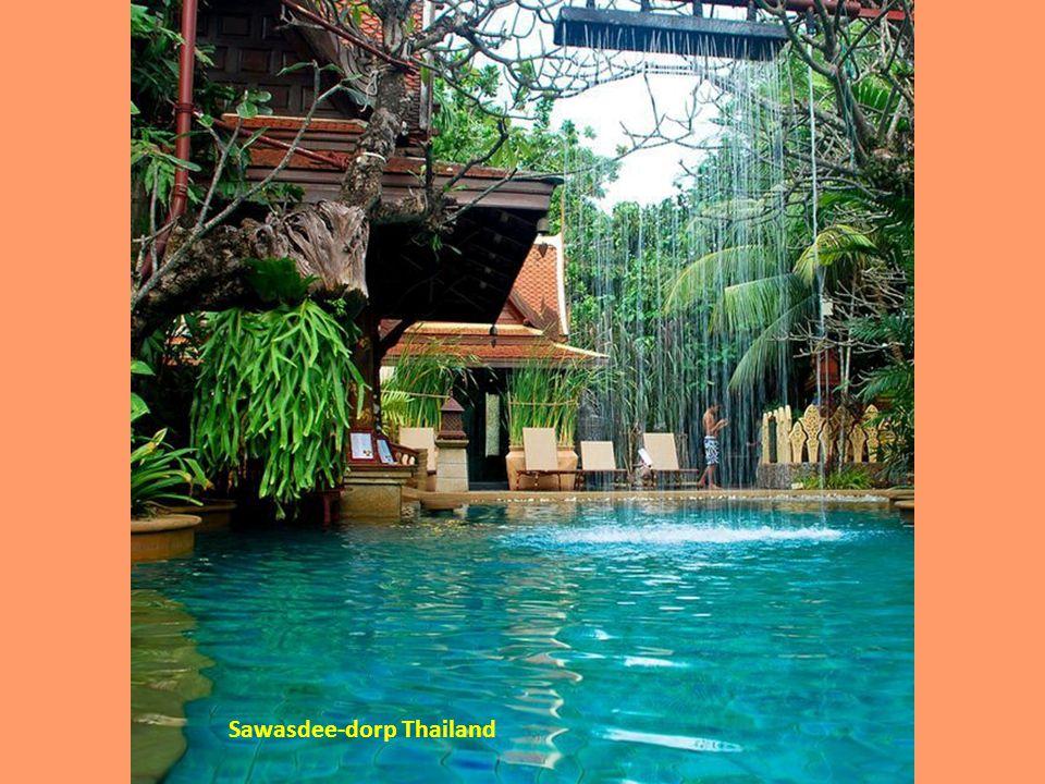 Sawasdee-dorp Thailand