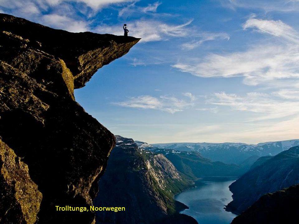 Trolltunga, Noorwegen
