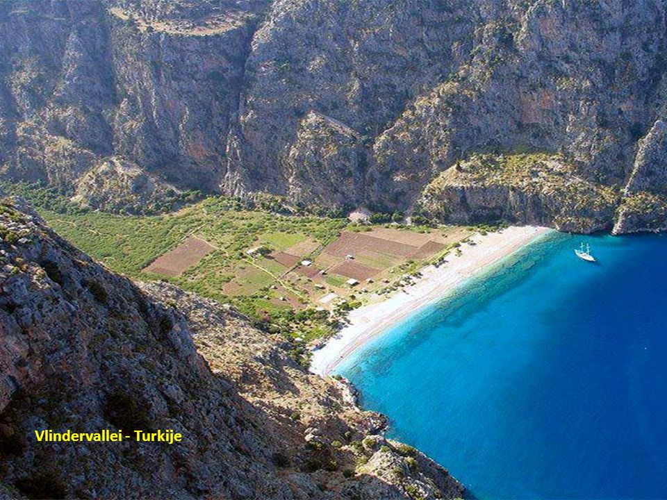 Vlindervallei - Turkije