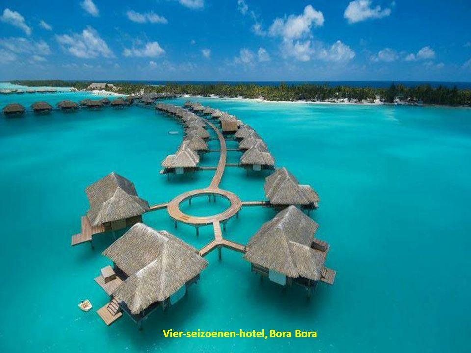 Vier-seizoenen-hotel, Bora Bora