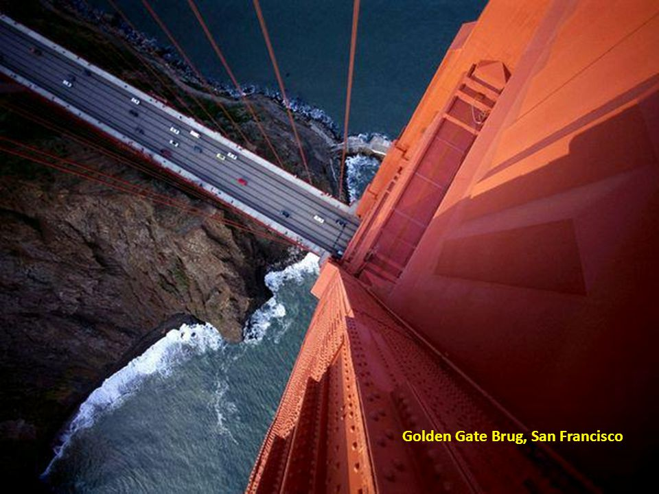 Golden Gate Brug, San Francisco