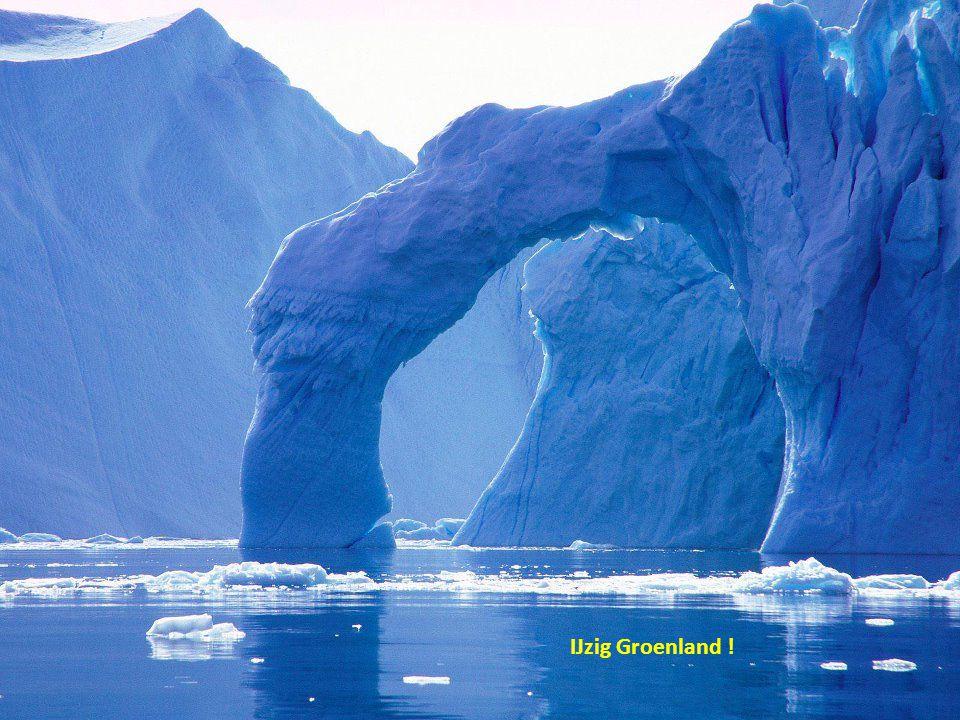 IJzig Groenland !