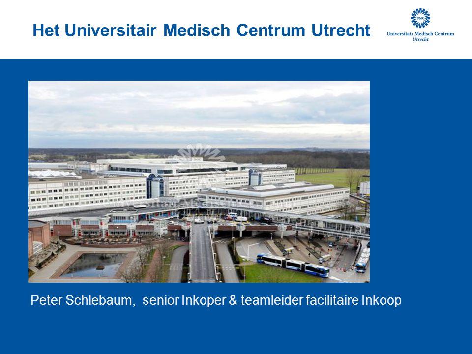 Het Universitair Medisch Centrum Utrecht