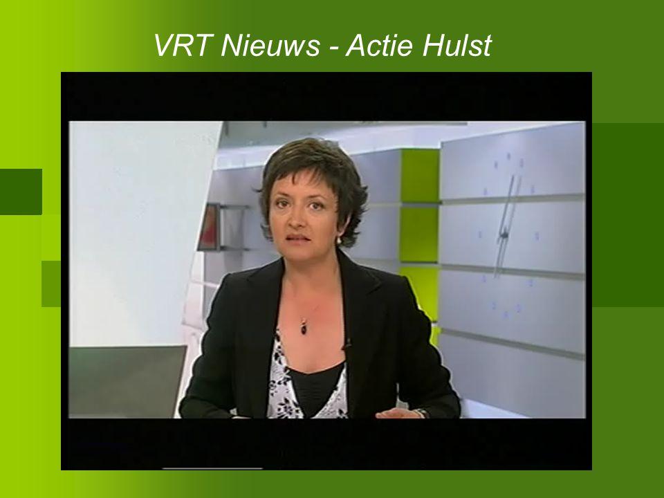 VRT Nieuws - Actie Hulst
