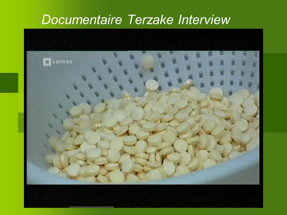 Documentaire Terzake Interview
