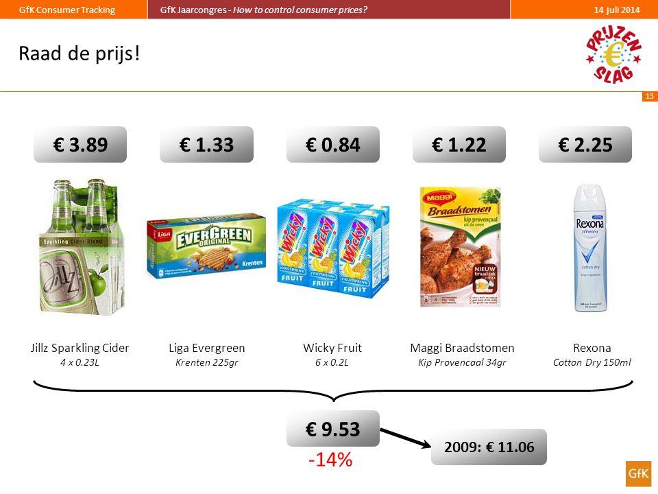 Raad de prijs! € 3.89. € 1.33. € 0.84. € 1.22. € 2.25. Jillz Sparkling Cider 4 x 0.23L. Liga Evergreen Krenten 225gr.
