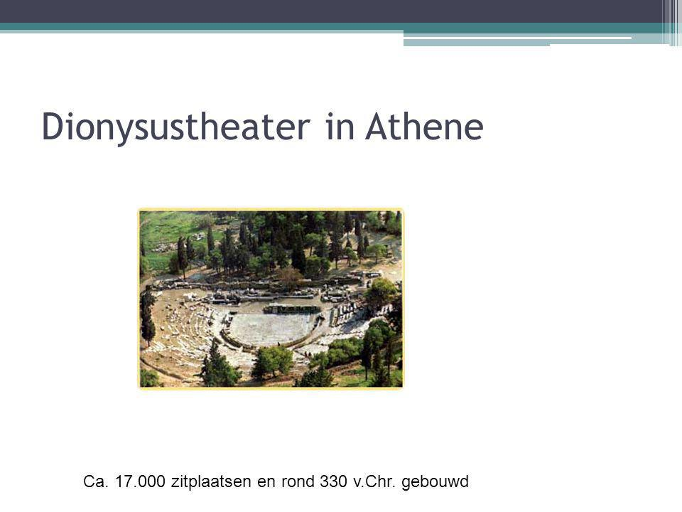 Dionysustheater in Athene