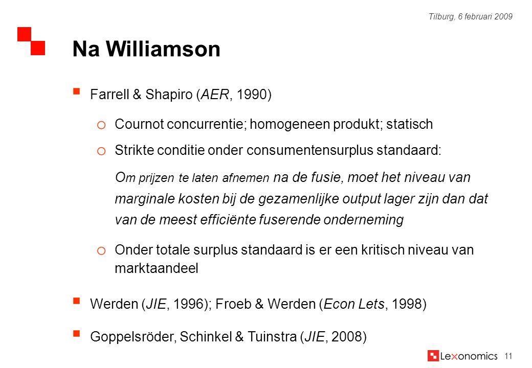 Na Williamson Farrell & Shapiro (AER, 1990)