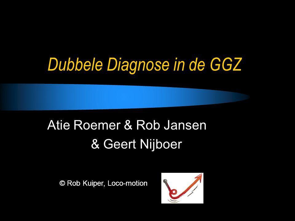 Dubbele Diagnose in de GGZ