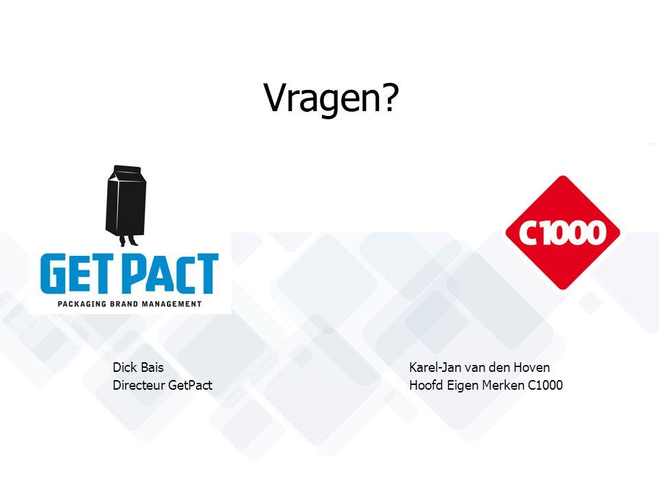 Vragen Dick Bais Karel-Jan van den Hoven