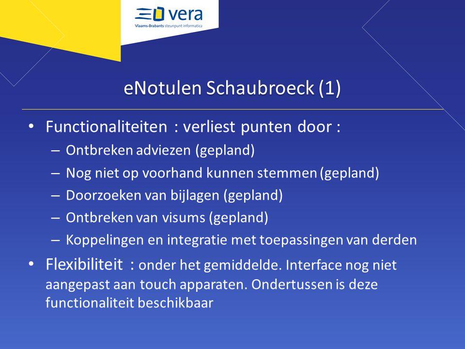 eNotulen Schaubroeck (1)