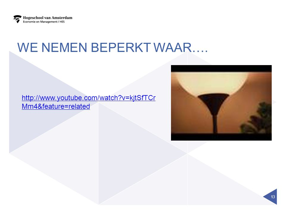 WE NEMEN BEPERKT WAAR…. http://www.youtube.com/watch v=kjtSfTCrMm4&feature=related
