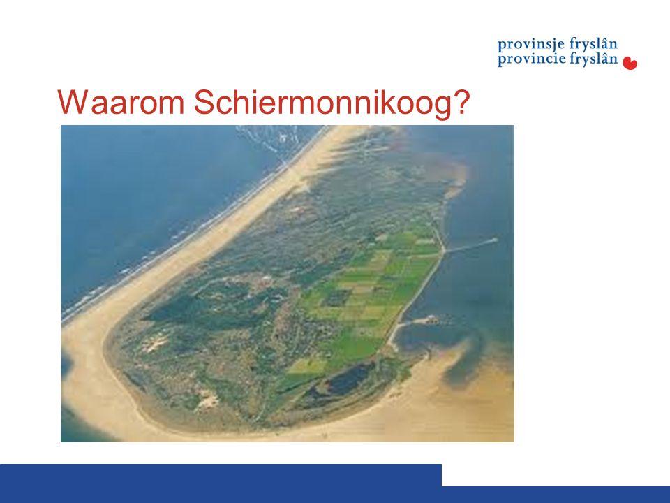 Waarom Schiermonnikoog
