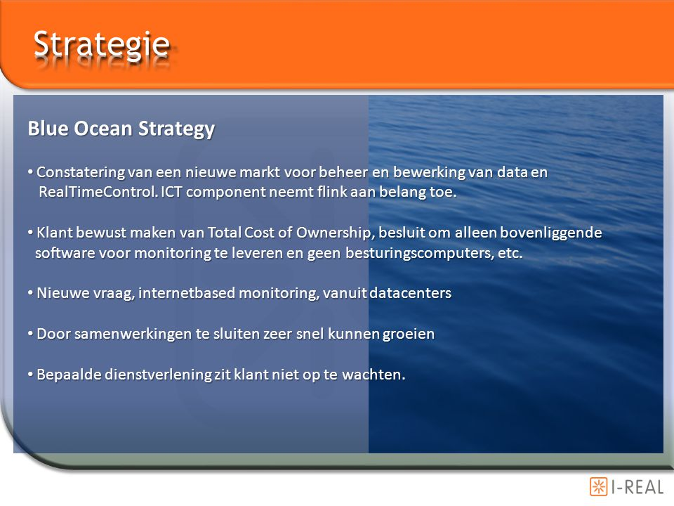 Strategie Blue Ocean Strategy