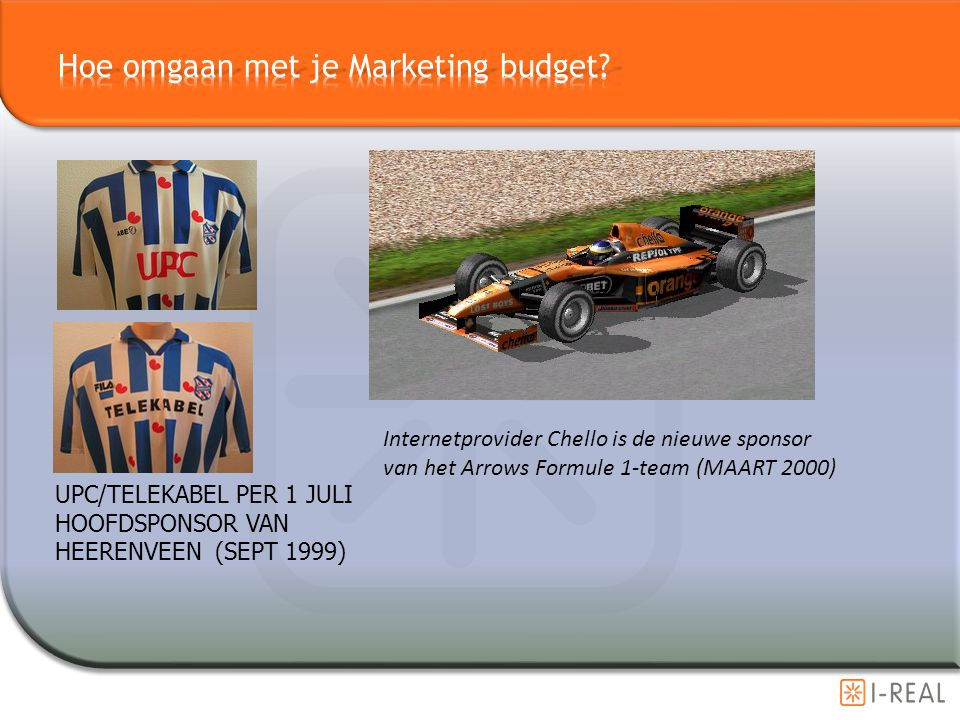 Hoe omgaan met je Marketing budget