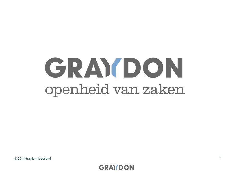 © 2011 Graydon Nederland